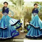Bridal Party Wear Indian Lehenga Designs 2016