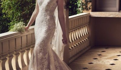 Casablanca Bridal Wear Spring Summer Collection 2016