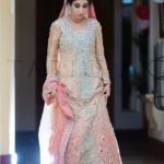 Engagement Party Dress Designs For Pakistani Brides