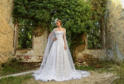 Chrystelle Atalah Summer Bridal Collection 2016