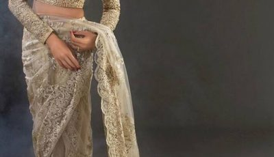 Summer Formal Bridal Wear By Nadia Farooqui 2016