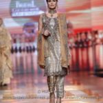 Umsha Dure Shevar Bridal Party Wear At BFW 2016