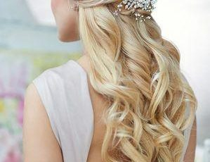 Winter Bridal Hair Ideas