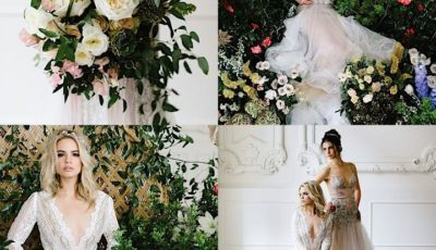 Garden Inspired Wedding Shoot For Your Wedding Tips