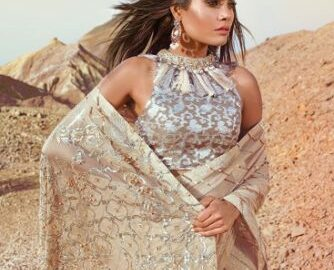 Tena Durrani Summer Wedding Formal Collection 2017
