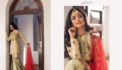 Waseem Noor Summer Bridal Pret Collection 2017