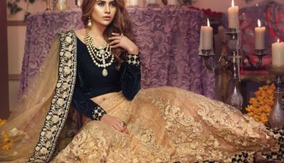 Zarqash Luxury Chiffon Vasl Formal Collection 2018