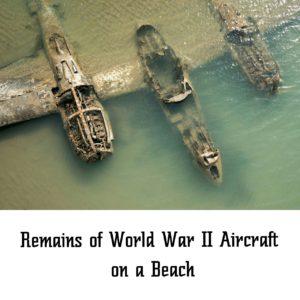 Remains of World War II