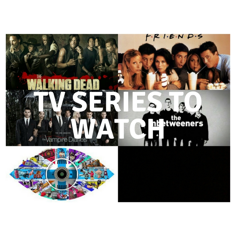 TV Series To Watch