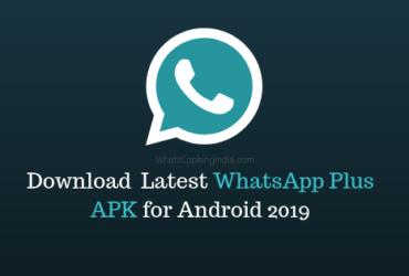 Whatsapp plus latest update version download