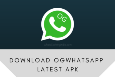ogwhatsapp latest apk