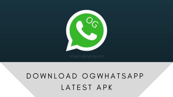 ogwhatsapp latest apk