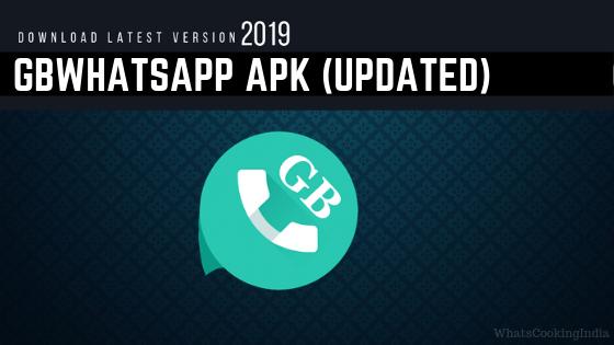 gbwhatsapp Download latest apk