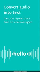 Audio recorder Screenshot1