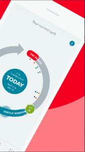 Period Tracker Clue screenshot2