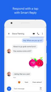 message screenshot1