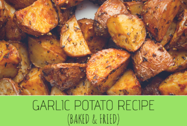 Garlic Fried Potato