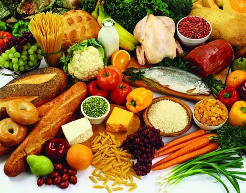 nutrient rich diet