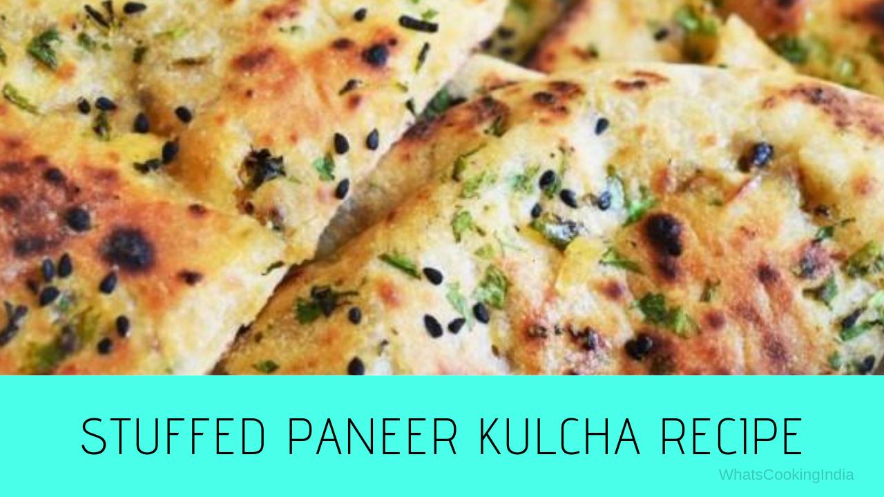 Stuffed Kulcha Recipe