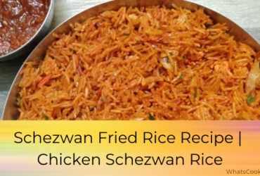 Chicken Schezwan Rice