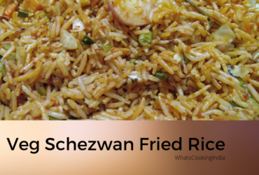 Veg Schezwan Fried Rice