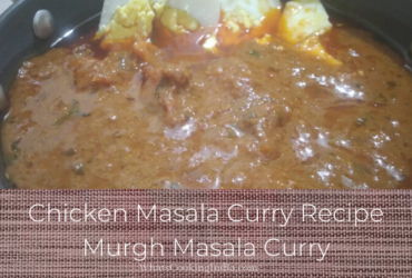 chicken masala curry
