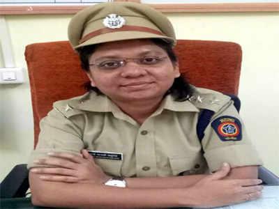 Bhagyashree Navtake Woman IPS Officer in Maharashtra