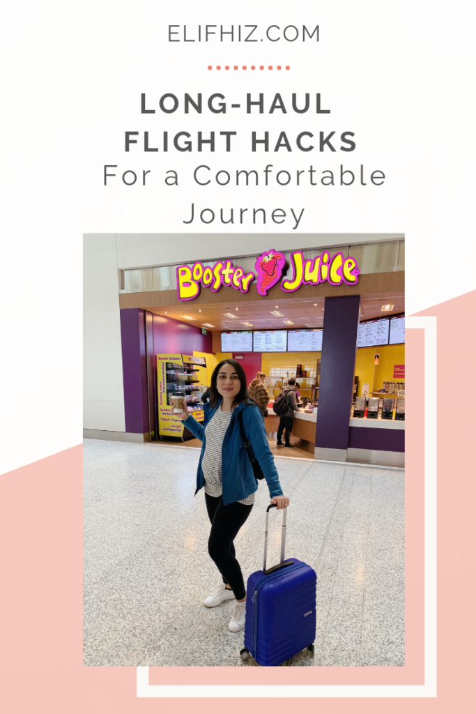 Long Haul Flight Hacks for a Comfortable Journey