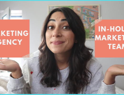 Working in Marketing - Marketing Agency Vs In-House Marketing Team