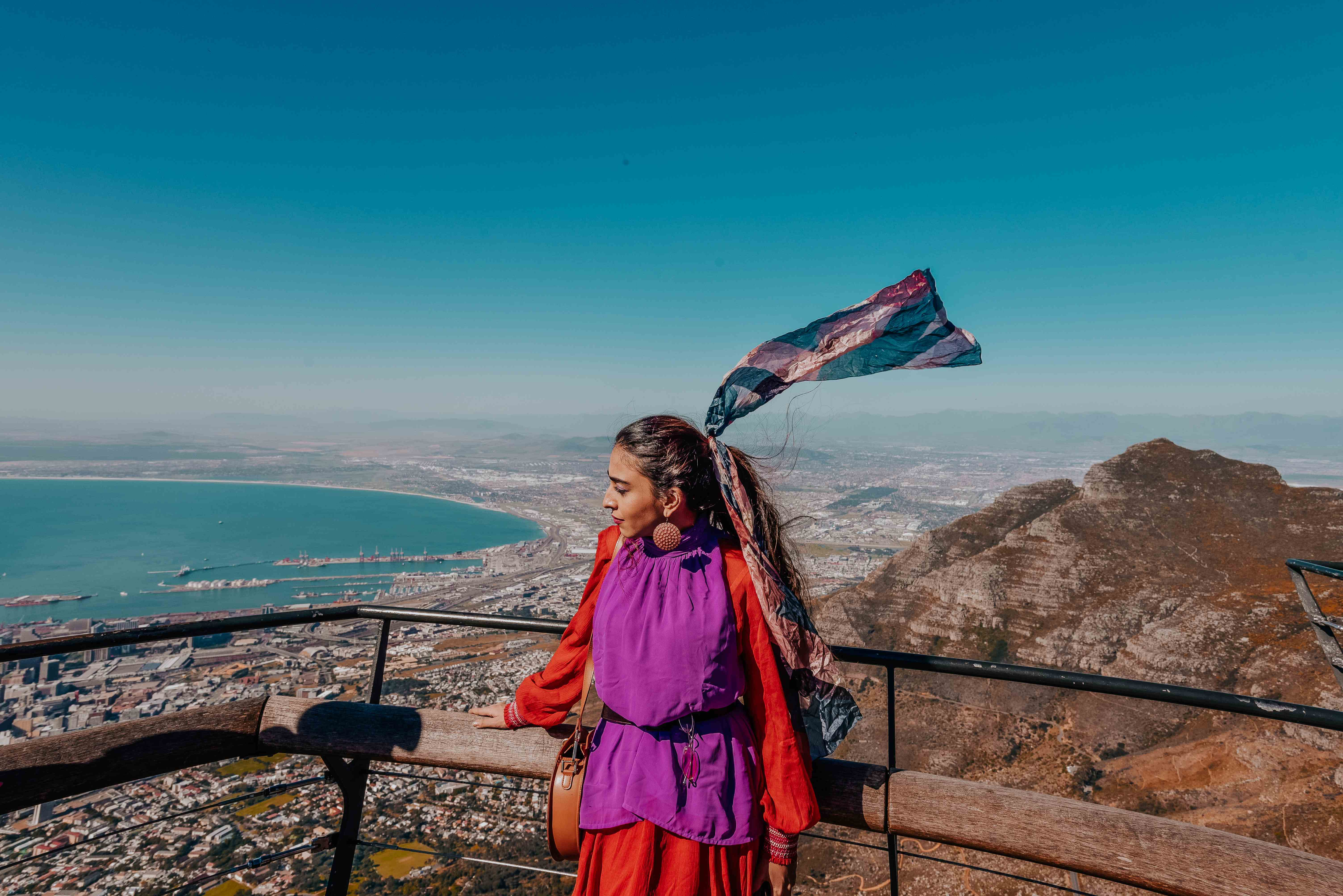cape town, city, travel, travel blog, cape town travel diary, neha menghwani, indian blogger, travel blogger, cape point, long street, south africa, vero moda, shopping, table mountain, museum tour, wine tasting, table mountain top