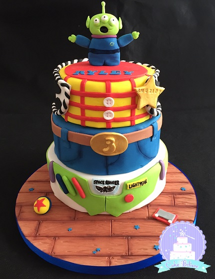 Toy Story Cake Believe
