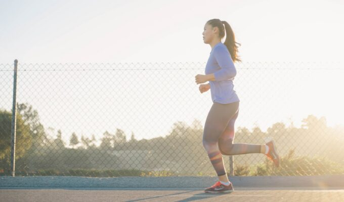 The Art of Running: Eat, Train, Rest, and Repeat