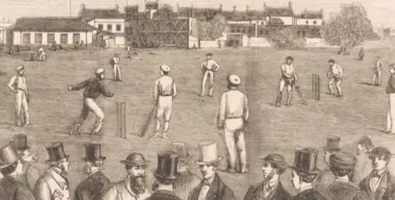 how cricket got its name