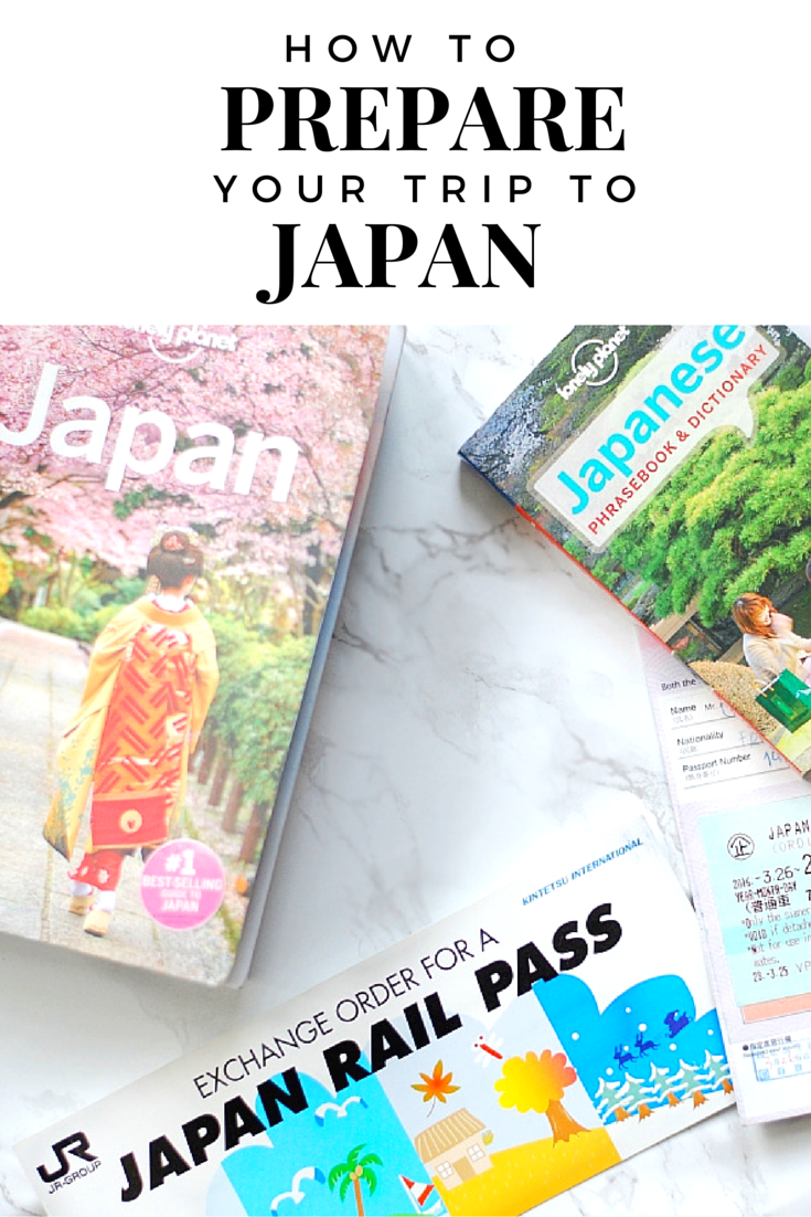 How to prepare your trip to Japan, from buying a Japan Rail Pass to booking a trip to an owl cafe!