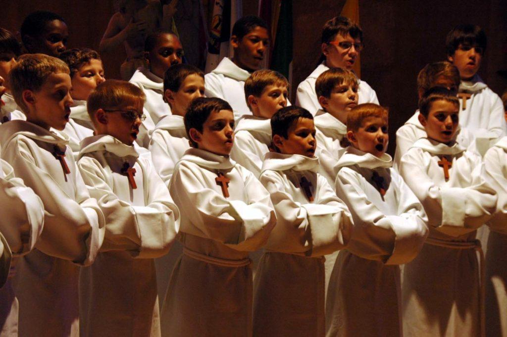 Les petits-chanteurs-croix-de-bois