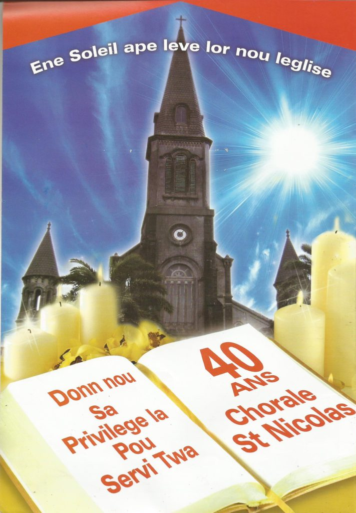 40 ans chorale St Nicolas