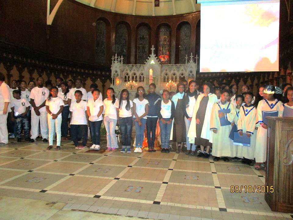 5e centenaire de la naissance de Sainte Thérèse d'Avila
