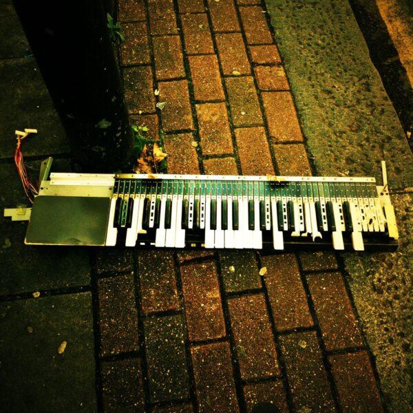 Keyboard exposure