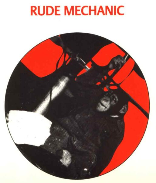 Rude Mechanic - Beacsonsfield Art Gallery