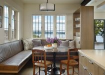 Kitchen Designs With Banquette Area For Every House