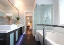 Narrow Bathroom Interior Designs