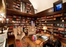 Traditional Home Office Design For Your Relaxing Work