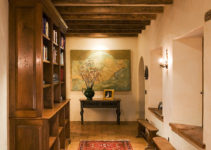 Southwestern Hallway Designs That Will Great Your Guests