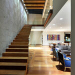 Contemporary Stairway Designs To Grab Your Attention