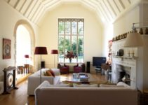 Living Room Painting Designs