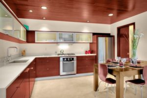 Stunning Designs of L-Shaped Kitchens