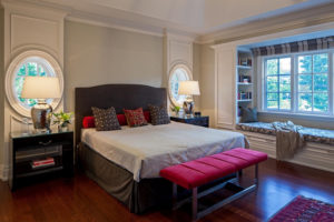 Charming Window Seats Designs In Bedroom