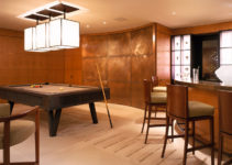 Lovely Pool Table Lighting Designs Worth Seeing