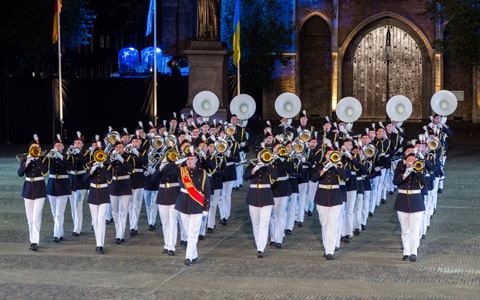 Marching Bands 2019 – The 2019 Birmingham International Tattoo