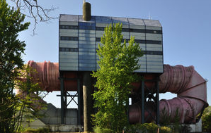 Dia 2 District heating in city centre designed by Ludwig Leo